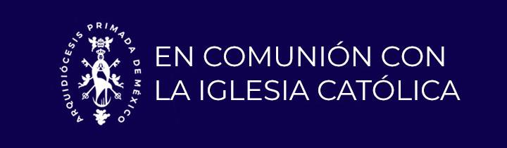 Arquidiocesis primada de Mexico En comunion con la iglesia catolica