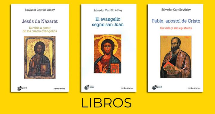 libros Salvador Carrillo Alday