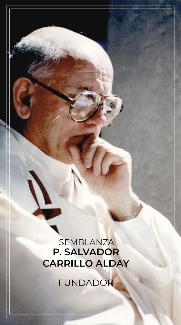 SALVADOR CARRILLO ALDAY SEMBLANZA